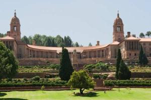 Pretoria Architecture